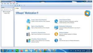 image 2 Install NS3 and VMware in Windows 7 and 10.
