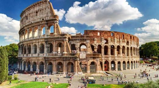 أبرز المزارات السياحية فى روما