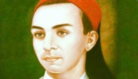 شاعر تونس أبو القاسم الشابي