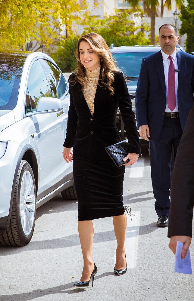 الملكة رانيا العبد الله 10 - موقع المصطبة