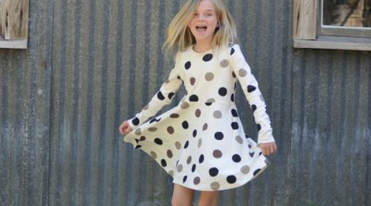 أزياء بنات عمر 9 سنوات 2019 صور فساتين بنات بعمر تسعة أعوام