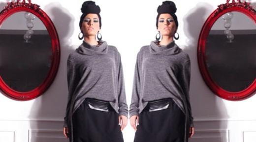 أحدث أزياء مودرن شتوية 2019 من تصميم سارة العمرى