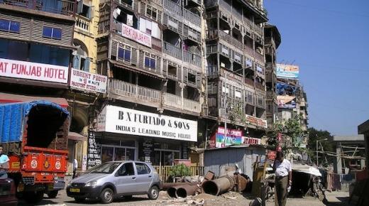 أسوأ مدن المعيشة في العالم