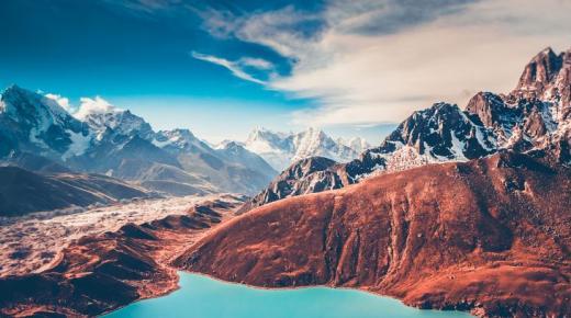 أطول السلاسل الجبلية فى العالم
