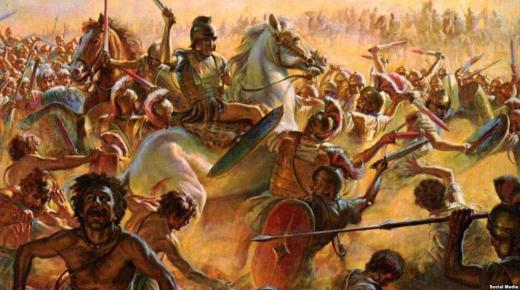 أطول المعارك التاريخية