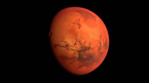 أغرب الحقائق عن المريخ