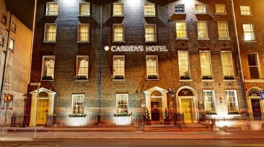 أفضل الفنادق فى دبلن