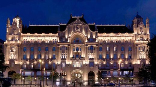 أفضل الفنادق في بودابيست