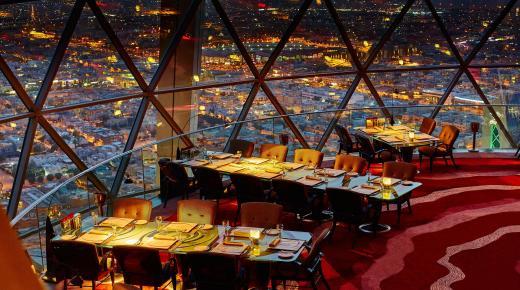 أفضل المطاعم اللبنانية فى السعودية