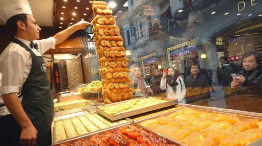أفضل المطاعم فى أسطنبول