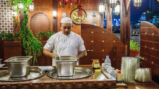 أفضل المطاعم فى دبي