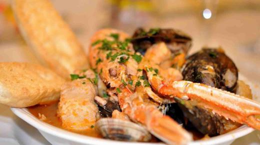 أفضل المطاعم فى فينيسيا