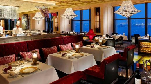 أفضل المطاعم فى هونج كونج