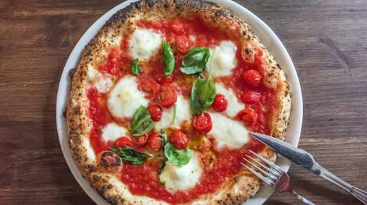 أفضل مطاعم البيتزا فى نابولي
