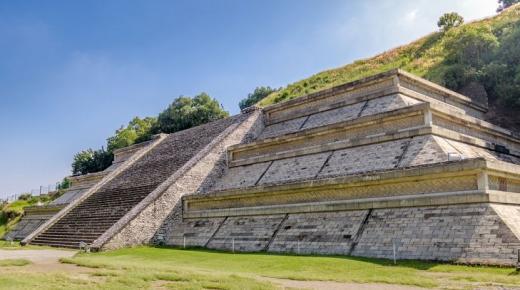 أكبر الأهرامات في العالم