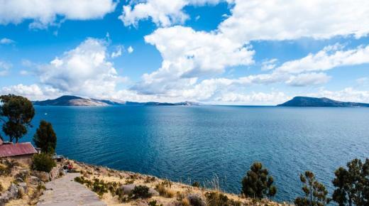 أكبر البحيرات في أمريكا الجنوبية