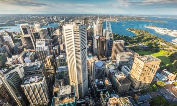 أكبر المدن في أستراليا