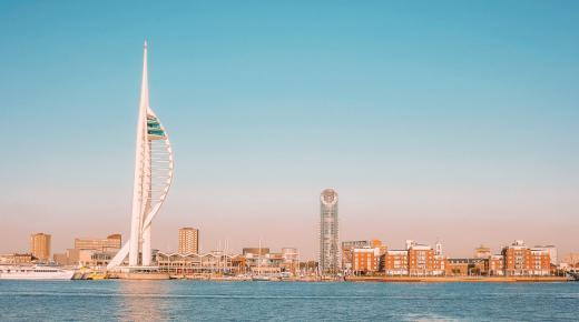 أكبر المدن في إنجلترا