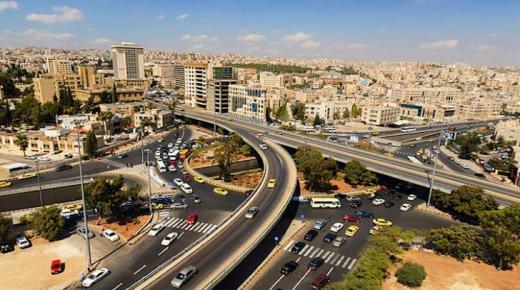 أكبر المدن في الأردن