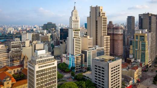 أكبر المدن في البرازيل