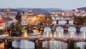 أكبر المدن في التشيك