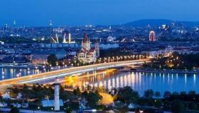 أكبر المدن في النمسا