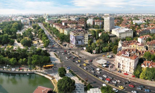 أكبر المدن في بلغاريا