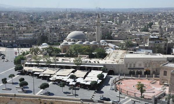 أكبر المدن في سوريا