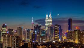 أكبر المدن في ماليزيا