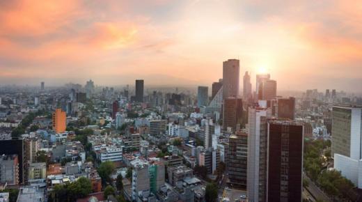 أكبر مدن أمريكا الشمالية من حيث السكان