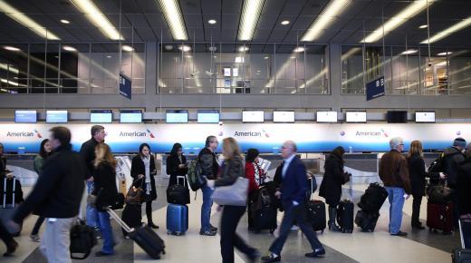 أكثر المطارات نشاطا فى العالم