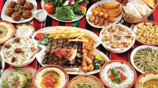 أكلات رمضانية سريعة التحضير