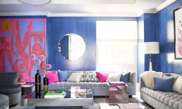 أحدث ديكورات ألوان جدران 2020 أجمل تصميمات ألوان دهانات حوائط