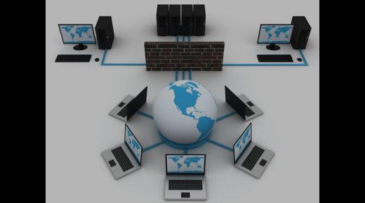 أنواع شبكات الكمبيوتر