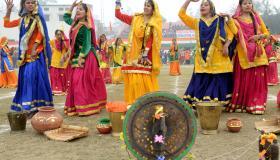 أهم أشكال الثقافة الهندية