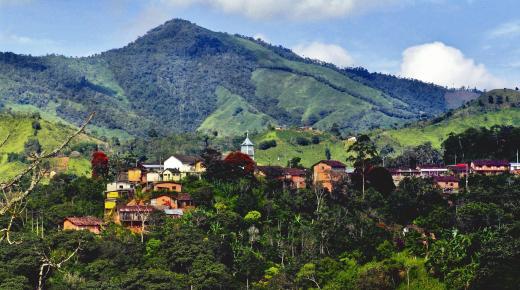 أهم المعلومات عن الإكوادور