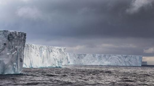 أهم المعلومات عن الجبال الجليدية