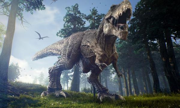 أهم المعلومات عن الديناصور ريكس