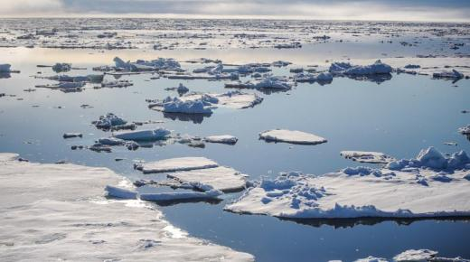 أهم المعلومات عن القطب الشمالي