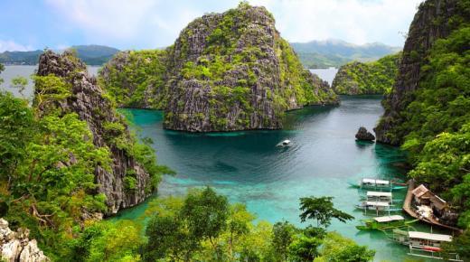 أهم المعلومات عن جزر الفلبين