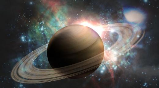 أهم المعلومات عن كوكب زحل