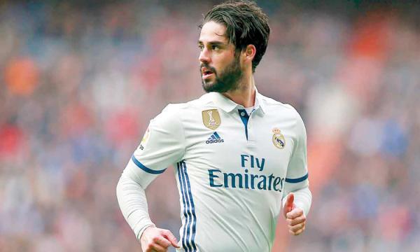من هو إيسكو لاعب ريال مدريد ومنتخب إسبانيا لكرة القدم؟