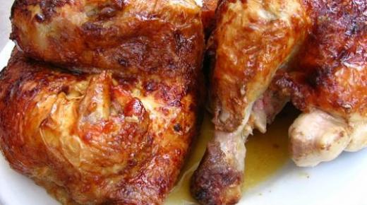 اسرع طريقة لطبخ الدجاج