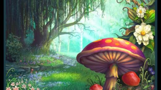 قصة الأطفال في الغابة الصغيرة