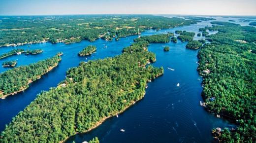 أهم المعلومات عن الألف جزيرة
