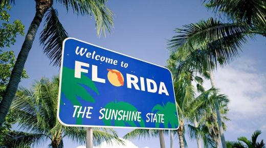 الأماكن السياحية فى فلوريدا
