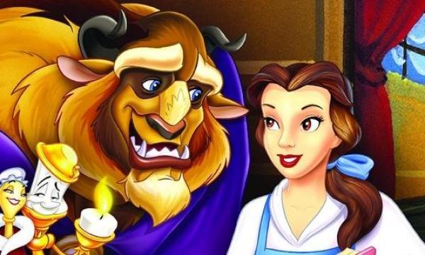 قصص وحكايات الأميرة والوحش للأطفال