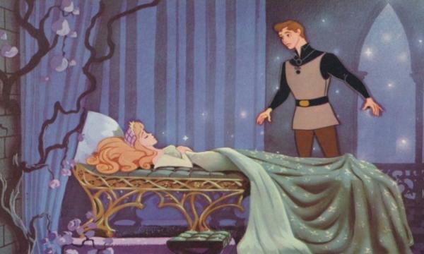 الأميرة النائمة كاملة للأطفال