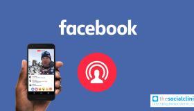 طريقة البث المباشر على فيس بوك للآيفون