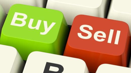 مفهوم عملية البيع والشراء